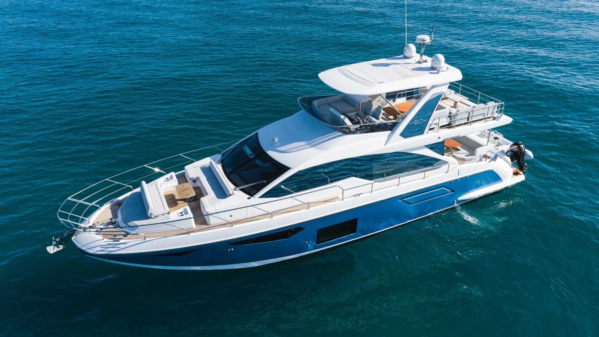 2019 Azimut 60' FLY Still Dreaming | Picture 1 of 99
