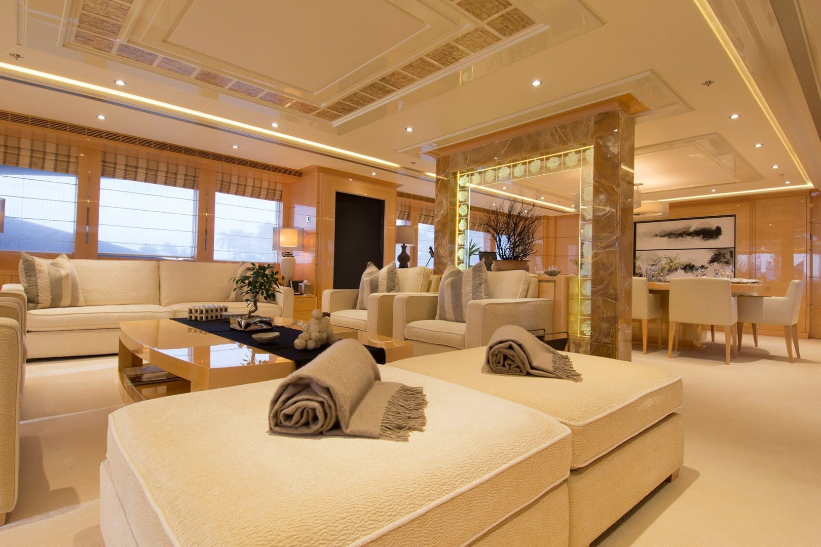 2011 Heesen Yachts 180' Lloyds, LY2/MCA Abbracci | Picture 6 of 11