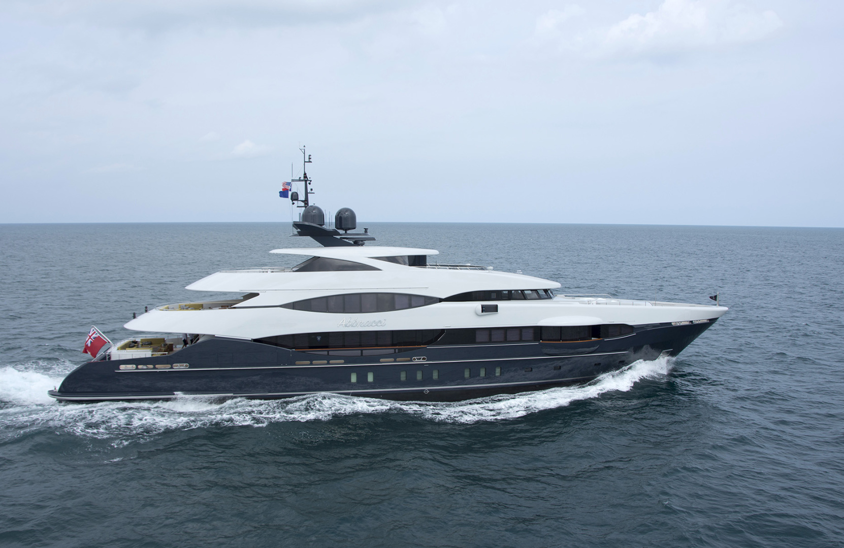 180' Heesen Yachts 2011 Lloyds, LY2/MCA Abbracci