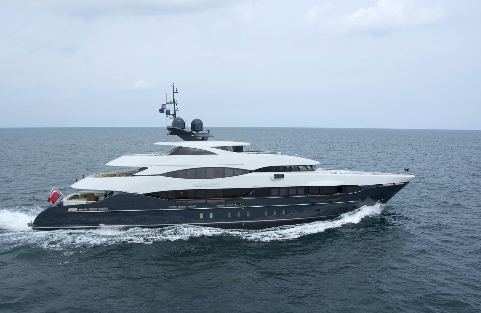 2011 Heesen Yachts 180' Lloyds, LY2/MCA Abbracci | Picture 1 of 11