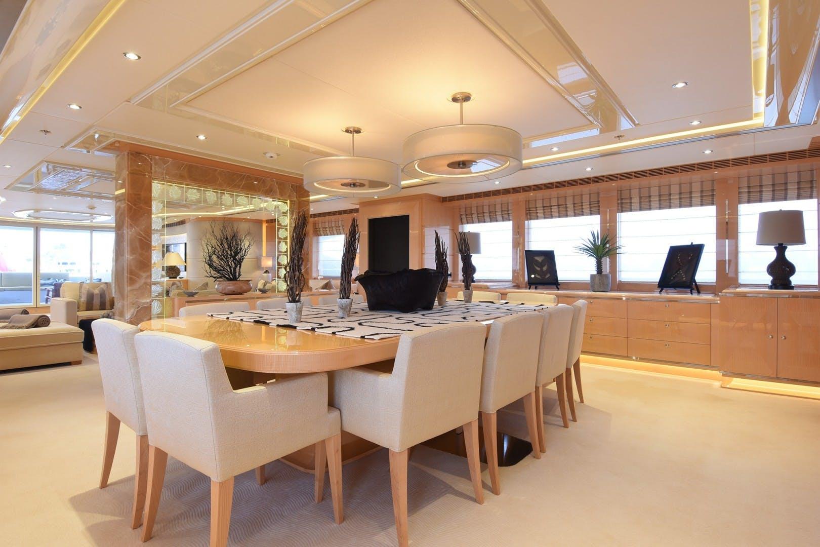 2011 Heesen Yachts 180' Lloyds, LY2/MCA Abbracci | Picture 5 of 11