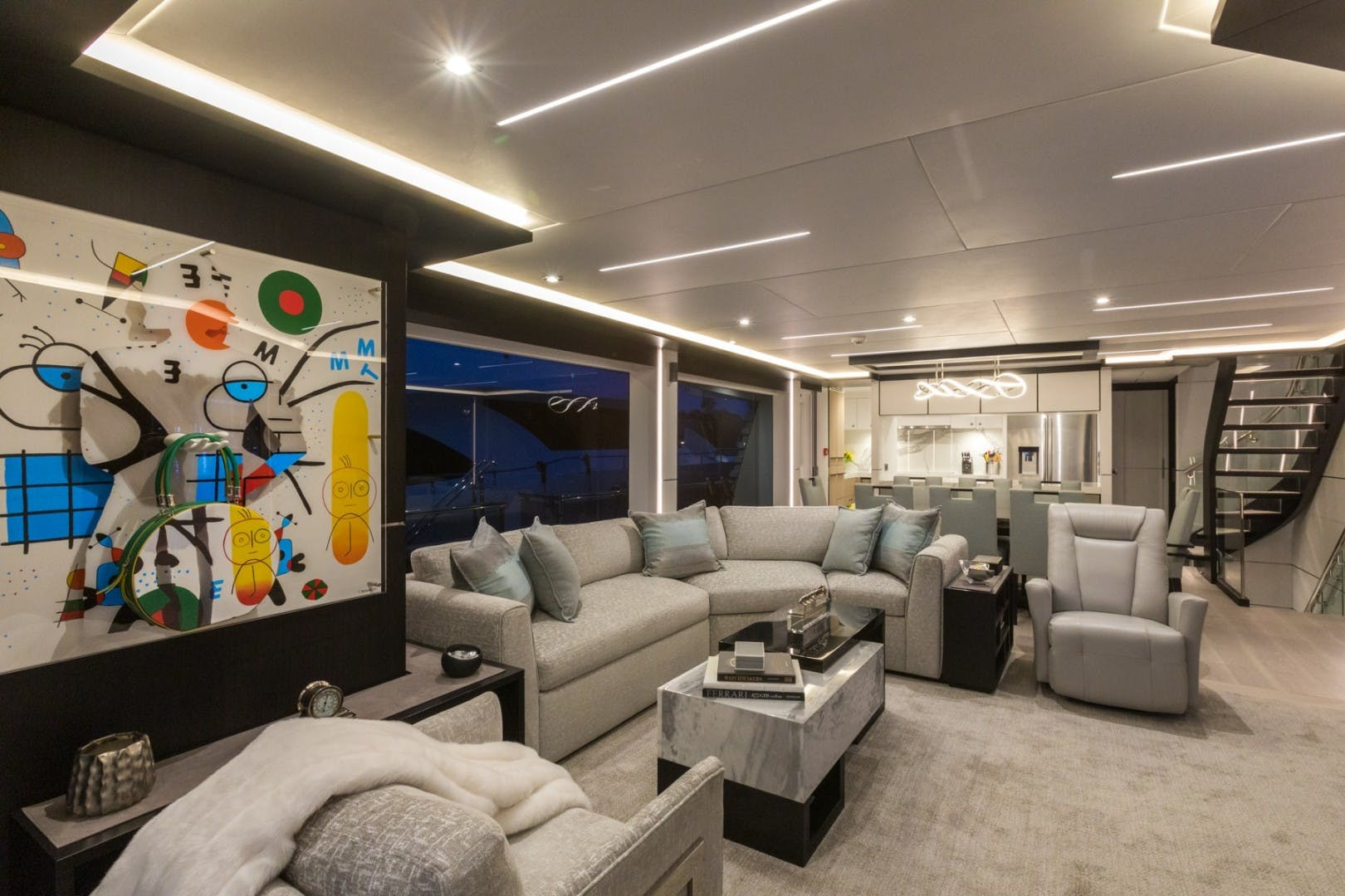 2020 Hargrave 92' Sky Lounge  | Picture 6 of 56