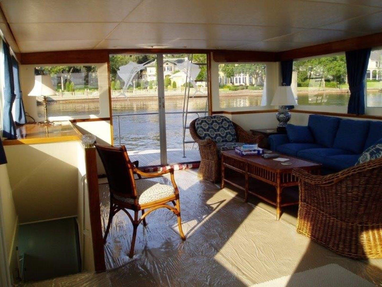 1980 Huckins 90' Yachtfish Hemingway | Picture 4 of 38