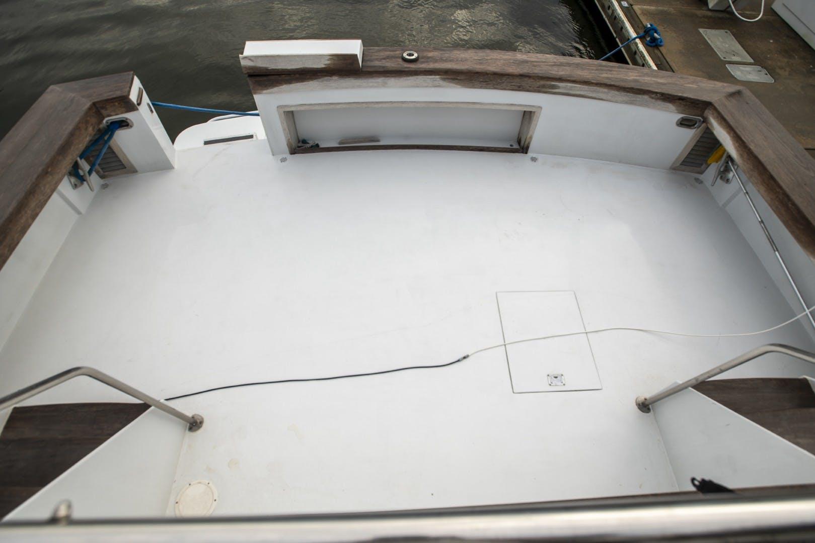 1980 Huckins 90' Yachtfish Hemingway   Picture 2 of 55