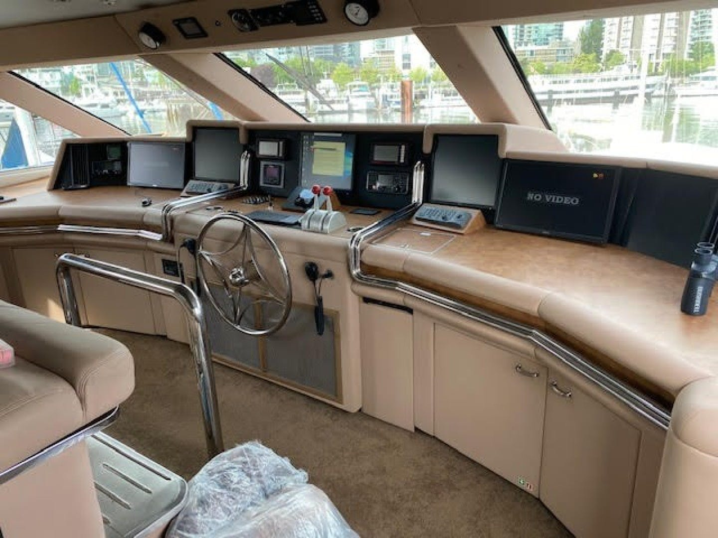 1993 Broward 123' Tri Deck Sovereign Lady   Picture 1 of 23