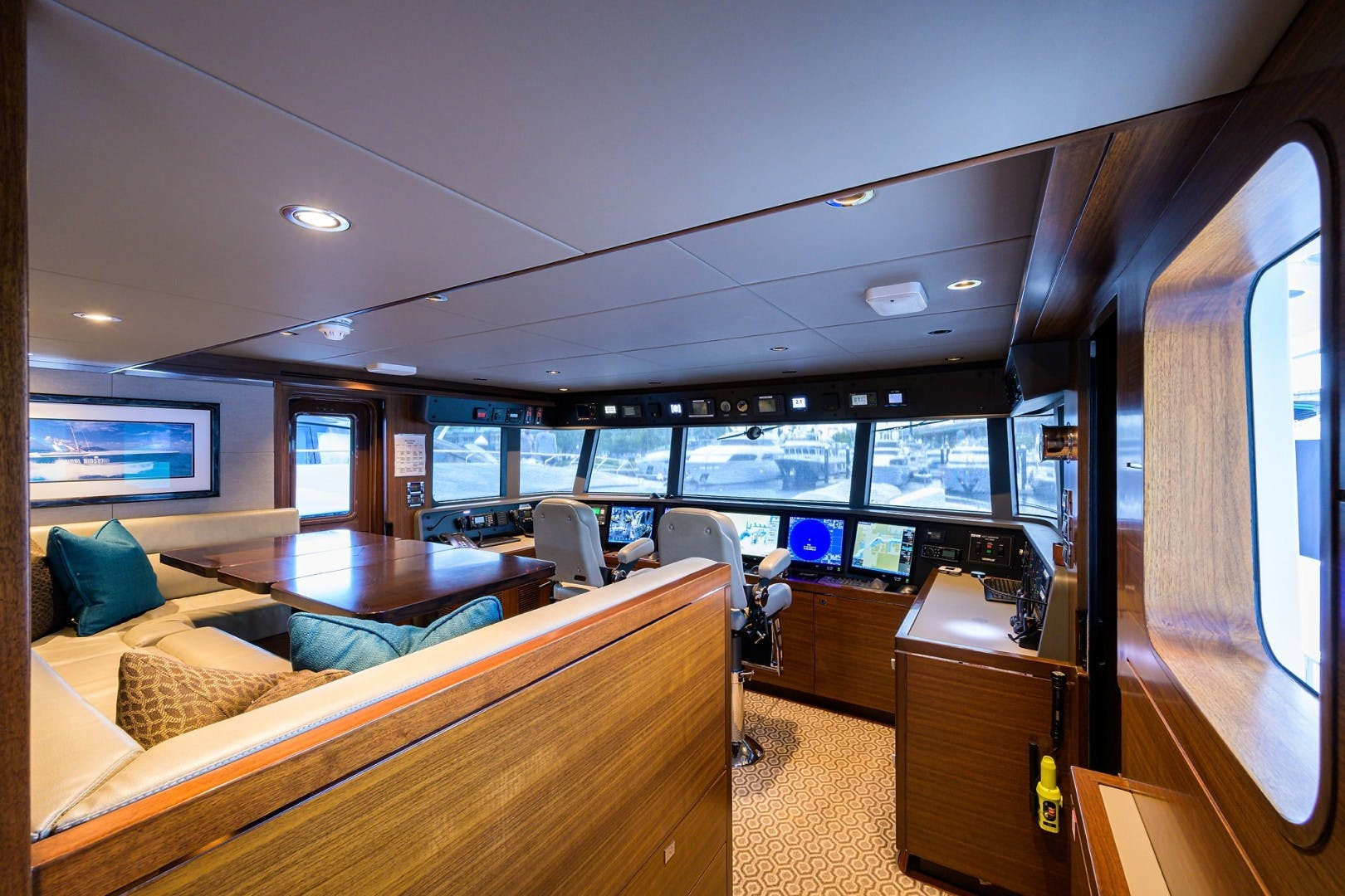 2017 Nordhavn 96'  LACEY KAY | Picture 4 of 56