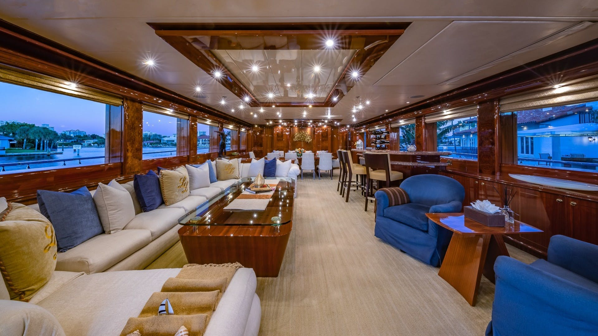 2008 Horizon 132'  Lady Leila | Picture 2 of 40