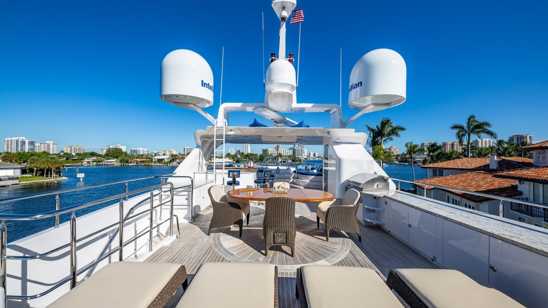 2008 Horizon 132'  Lady Leila | Picture 1 of 40