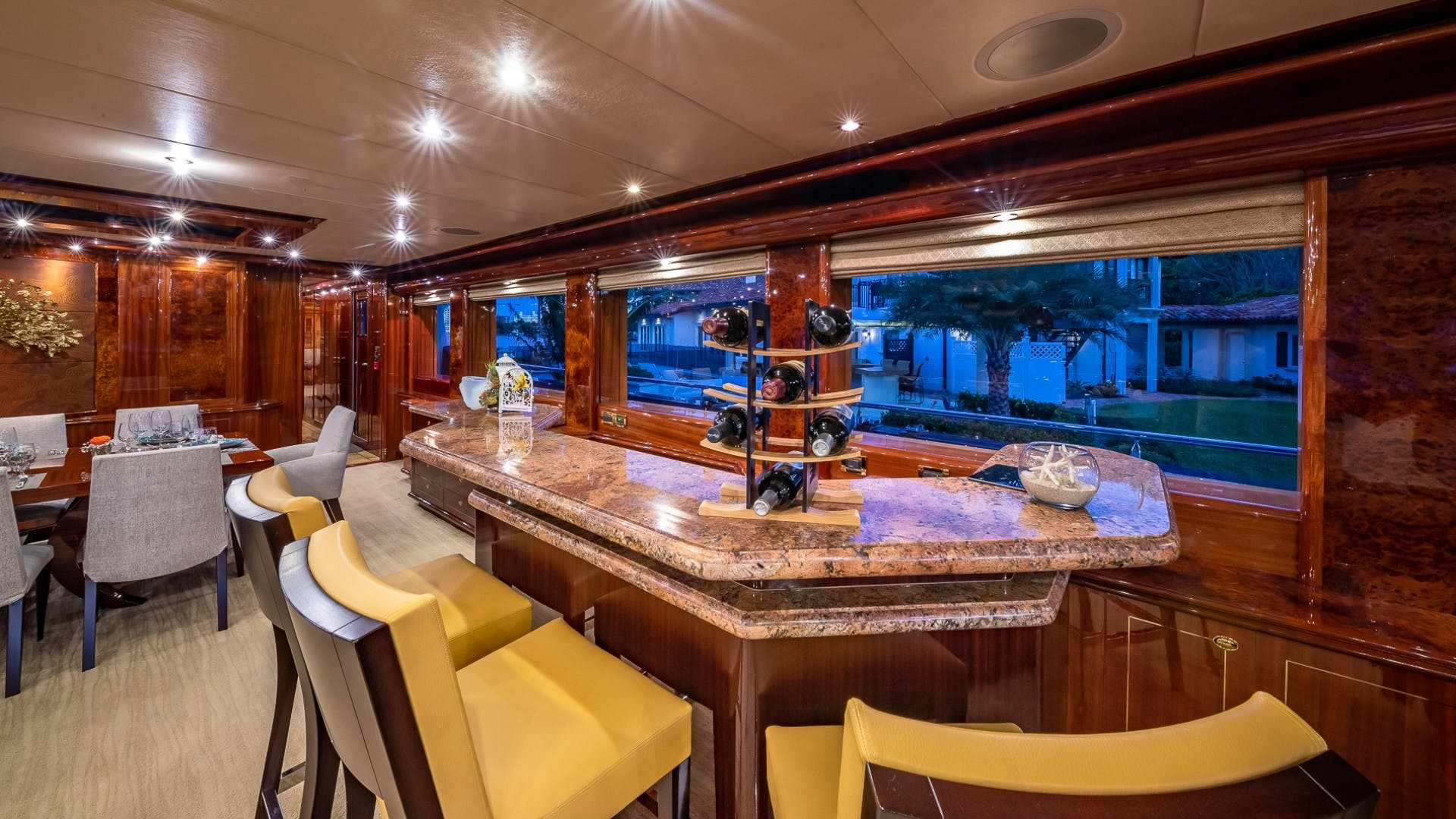 2008 Horizon 132'  Lady Leila | Picture 4 of 40