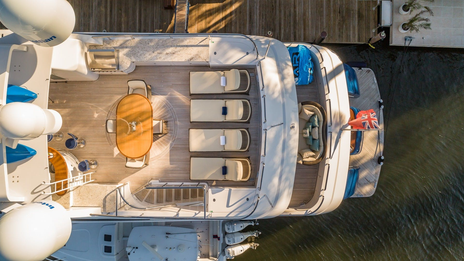 2008 Horizon 132'  Lady Leila | Picture 7 of 40