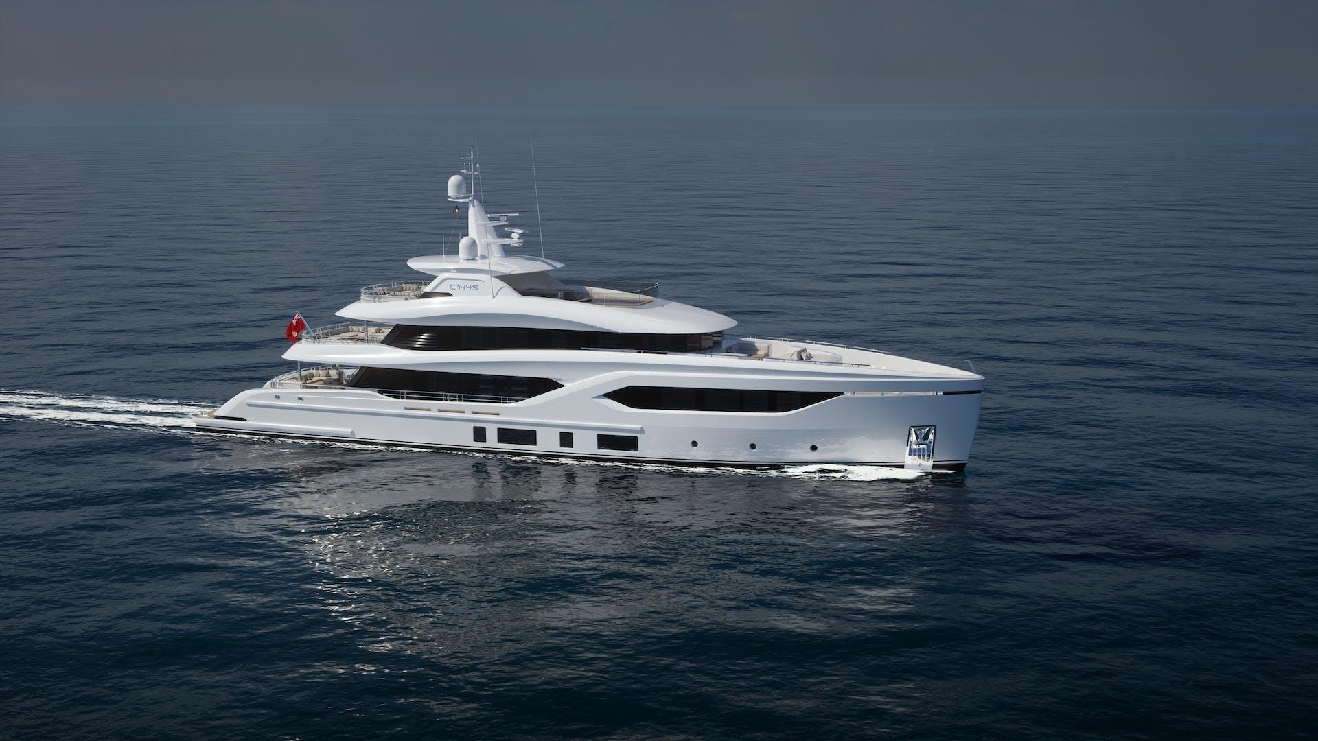 2023 Conrad 144' C144S Conrad C144S Hull 2 | Picture 5 of 51