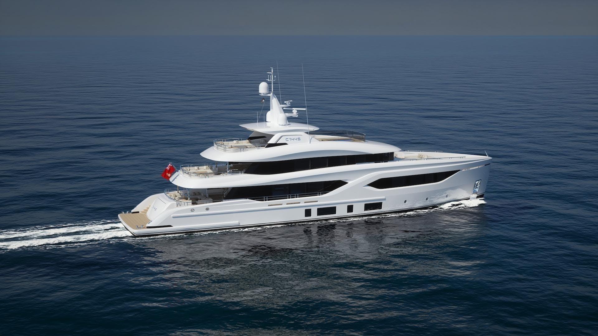 2023 Conrad 144' C144S Conrad C144S Hull 2 | Picture 6 of 51