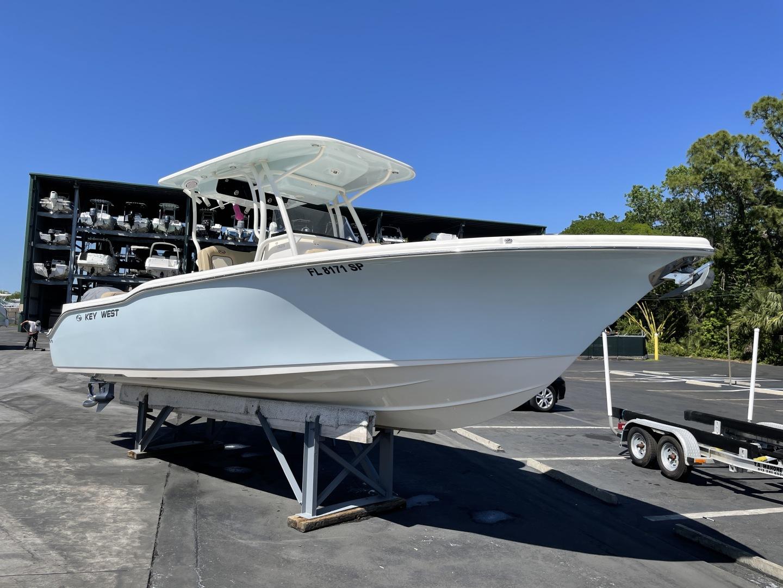 26' Key West 2020 263FS