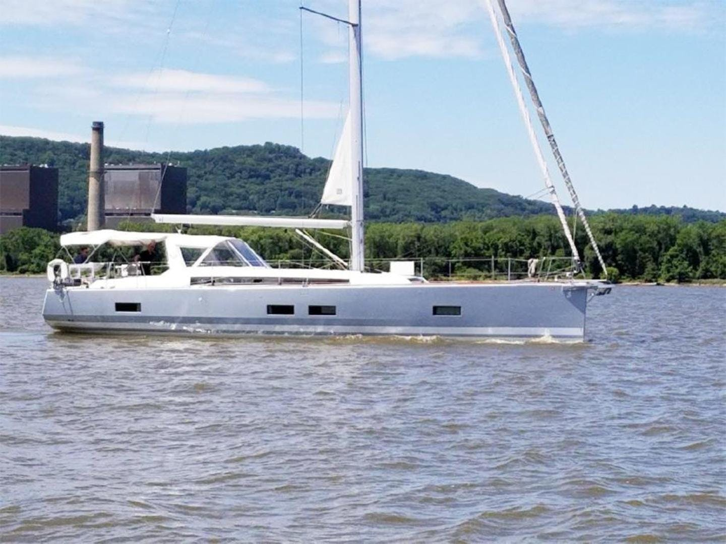 2015 Beneteau 55' Oceanis 55 FIRST SIP | Picture 1 of 33
