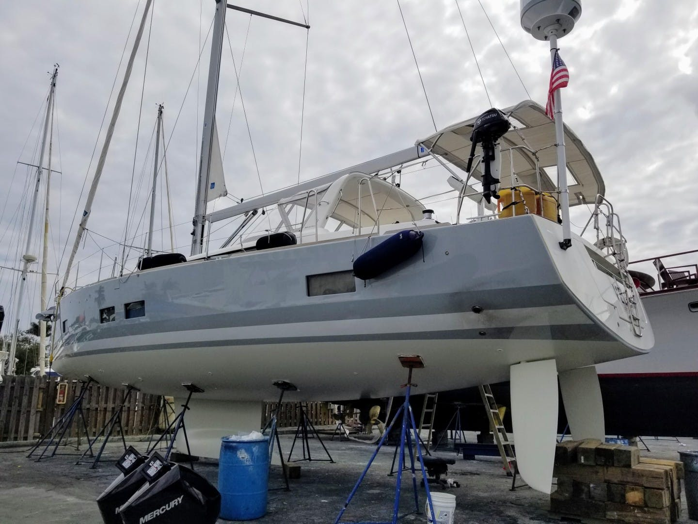 2015 Beneteau 55' Oceanis 55 FIRST SIP   Picture 2 of 33