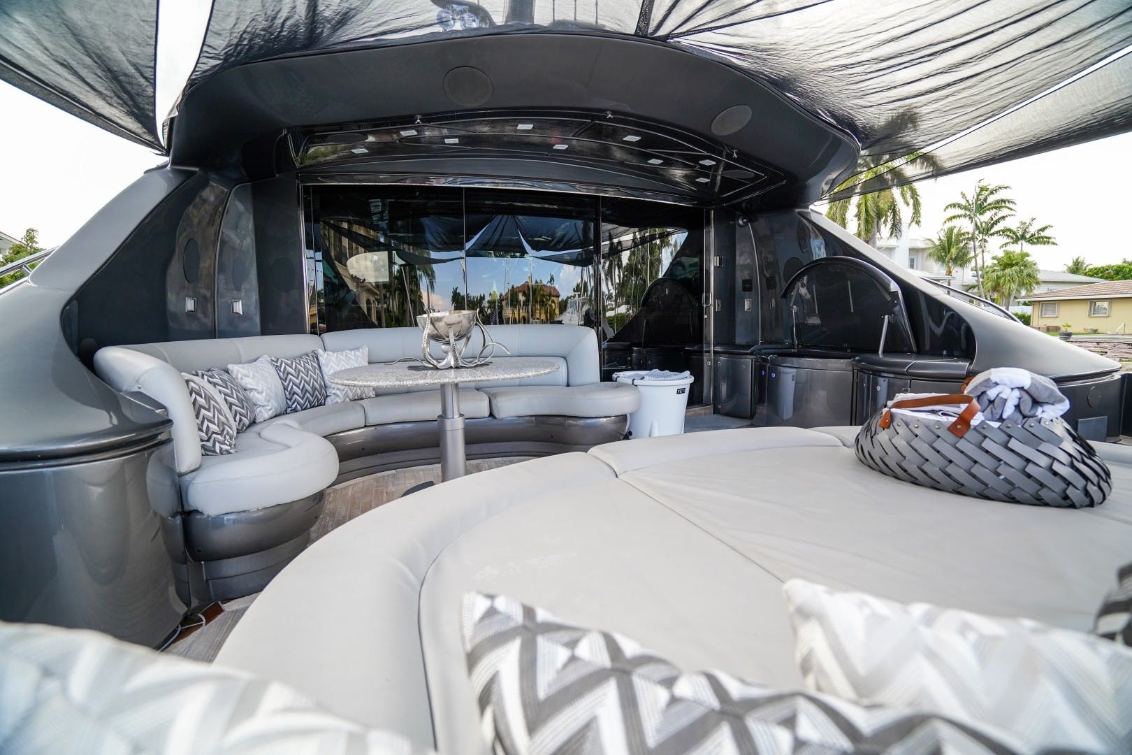 2004 Pershing 88'  Amora | Picture 1 of 45