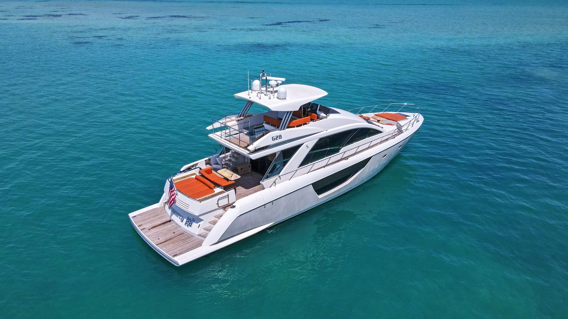 2013 Cheoy Lee 76' Alpha 76 Gramercy 28 | Picture 6 of 25