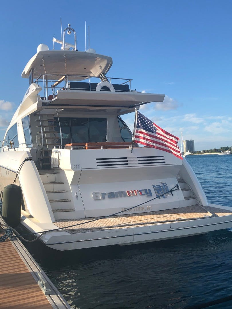 2013 Cheoy Lee 76' Alpha 76 Gramercy 28 | Picture 2 of 12