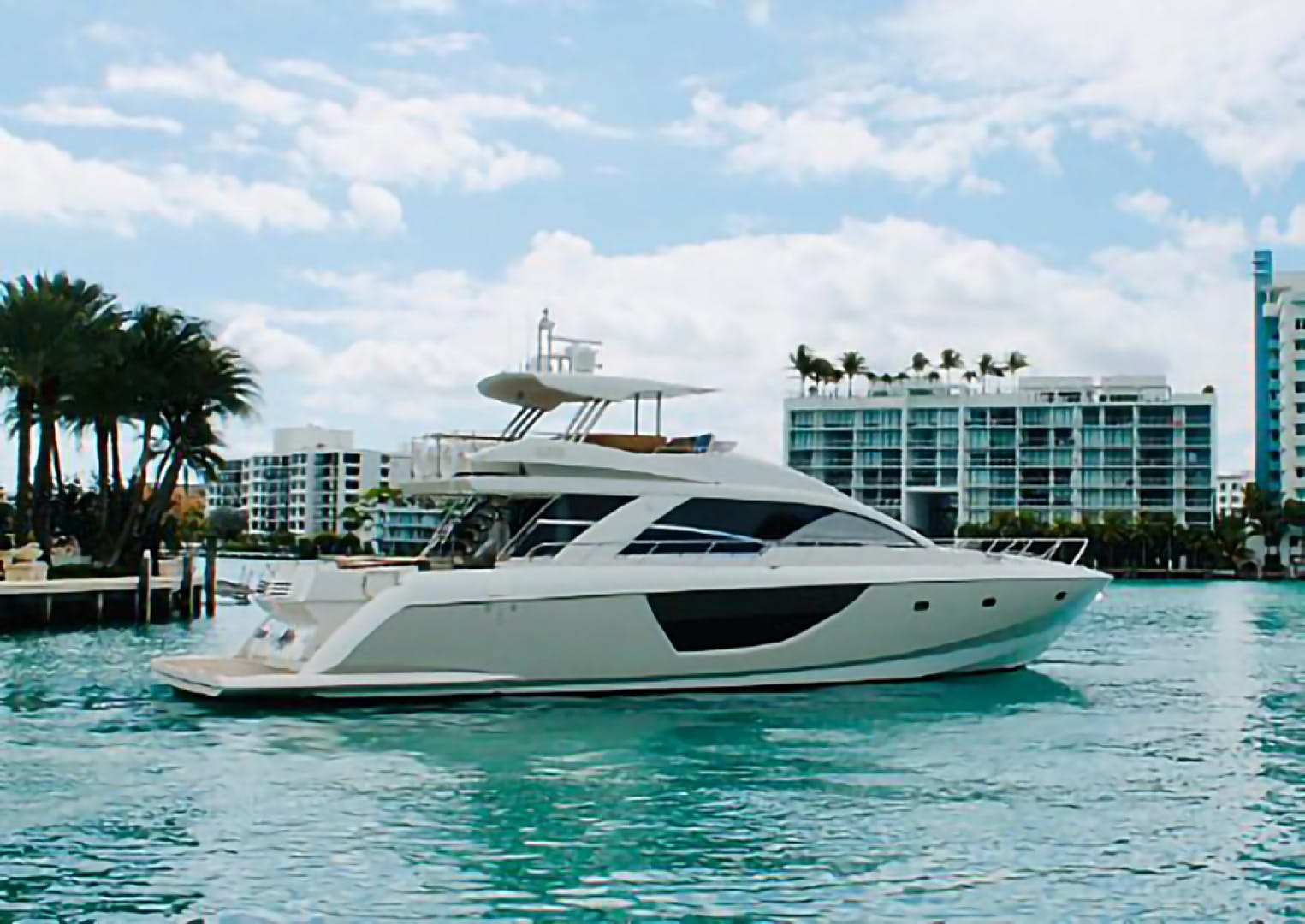 2013 Cheoy Lee 76' Alpha 76 Gramercy 28 | Picture 1 of 12