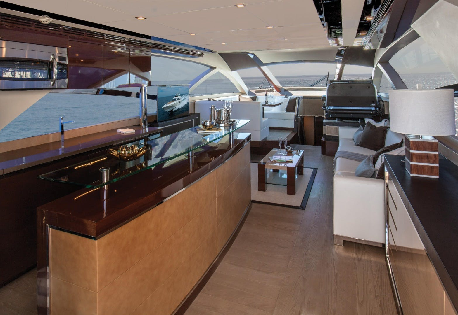 2013 Cheoy Lee 76' Alpha 76 Gramercy 28 | Picture 8 of 12