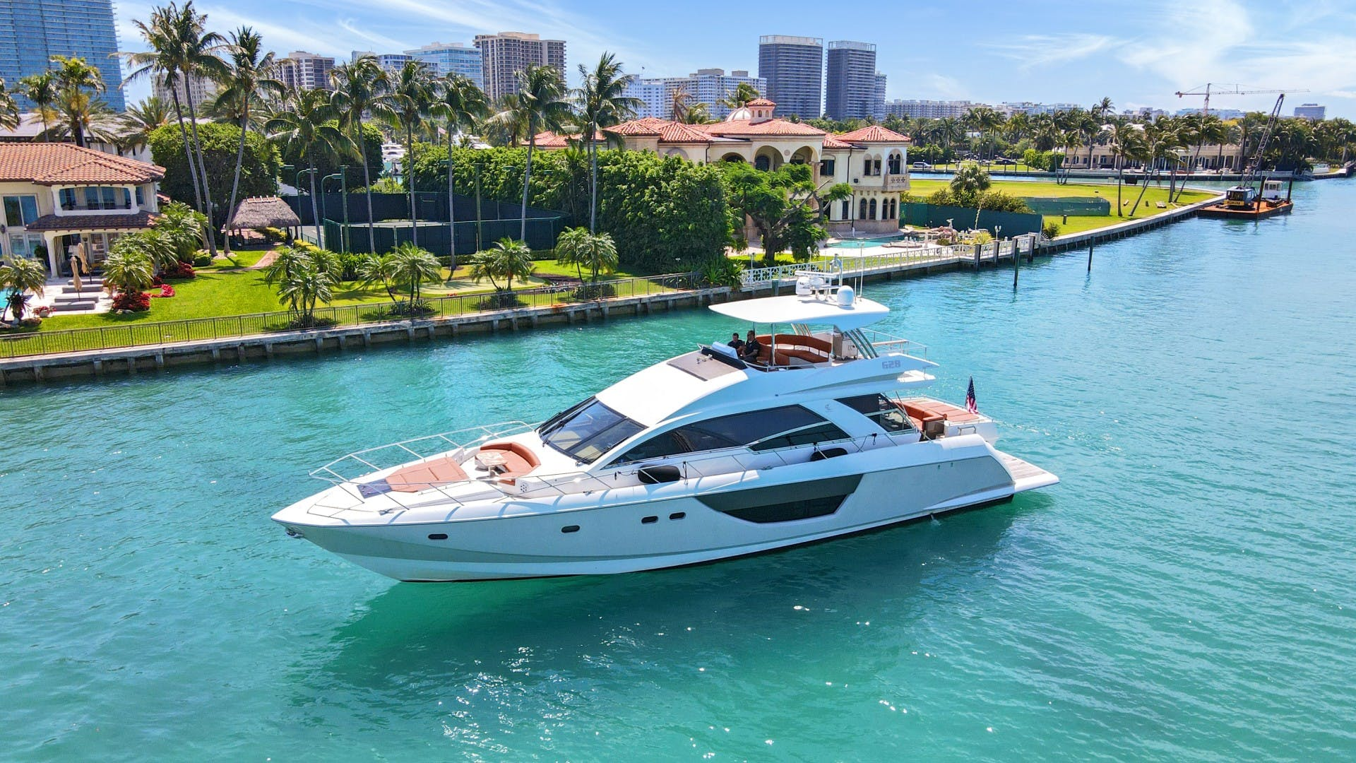 2013 Cheoy Lee 76' Alpha 76 Gramercy 28 | Picture 2 of 25