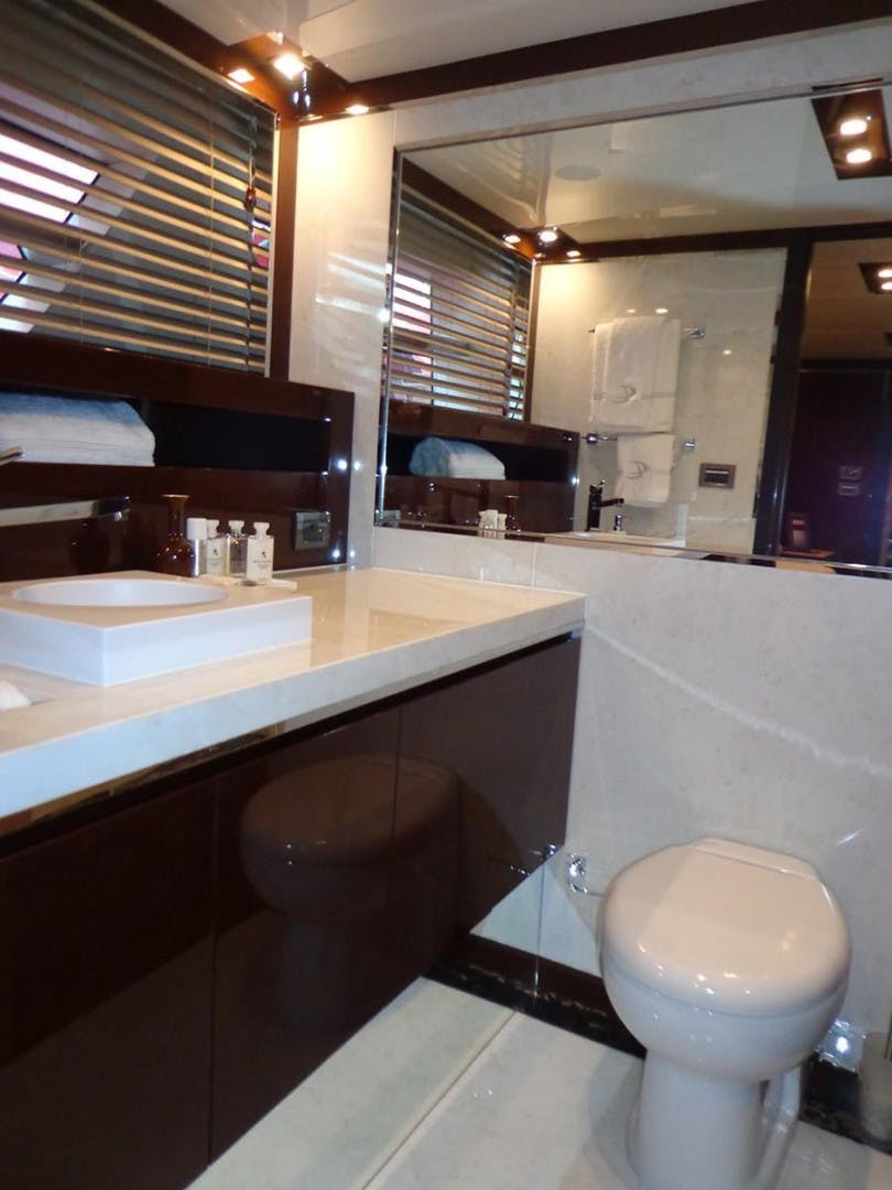 2013 Cheoy Lee 76' Alpha 76 Gramercy 28 | Picture 3 of 12