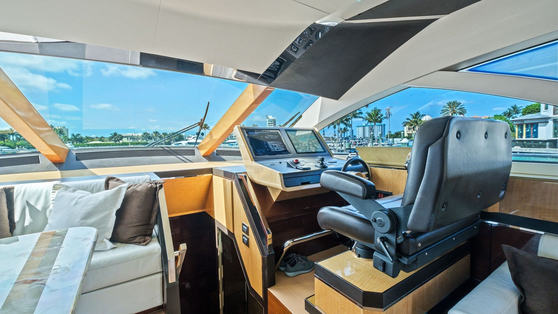 2013 Cheoy Lee 76' Alpha 76 Gramercy 28 | Picture 1 of 25