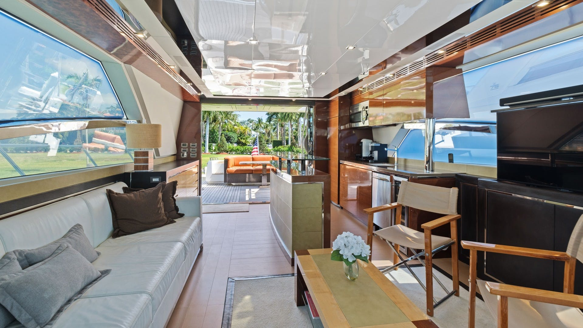 2013 Cheoy Lee 76' Alpha 76 Gramercy 28 | Picture 5 of 25