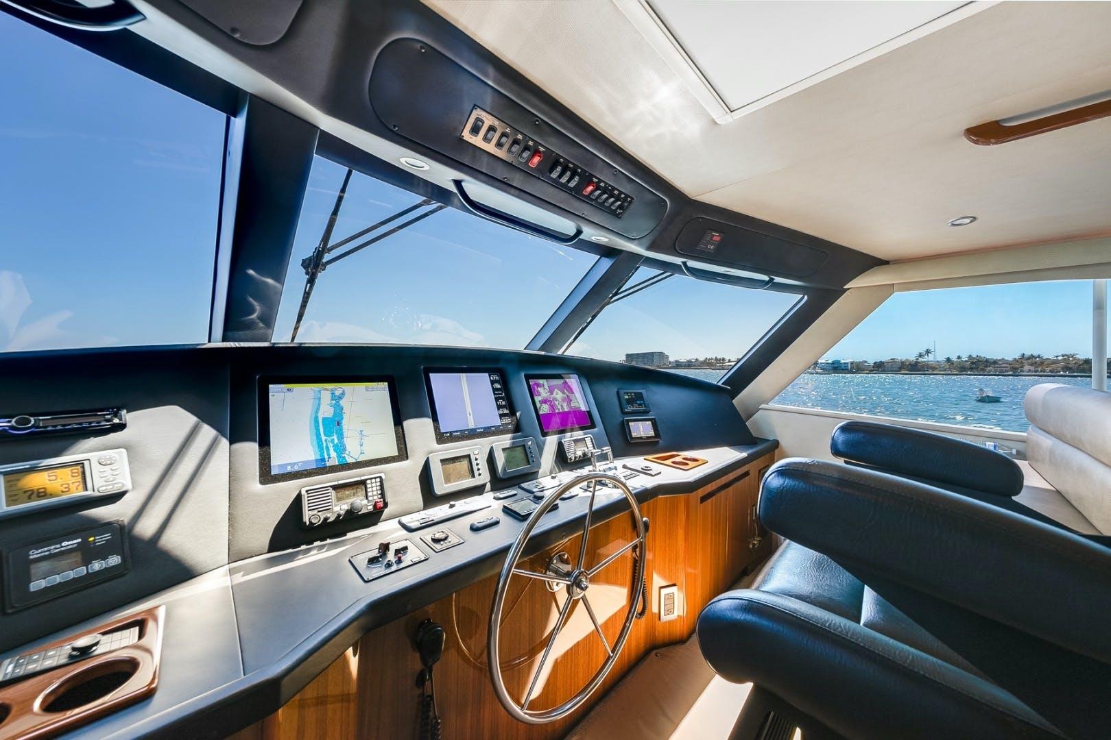 2012 Viking 60' Enclosed Bridge Carolina Kingpin | Picture 4 of 66