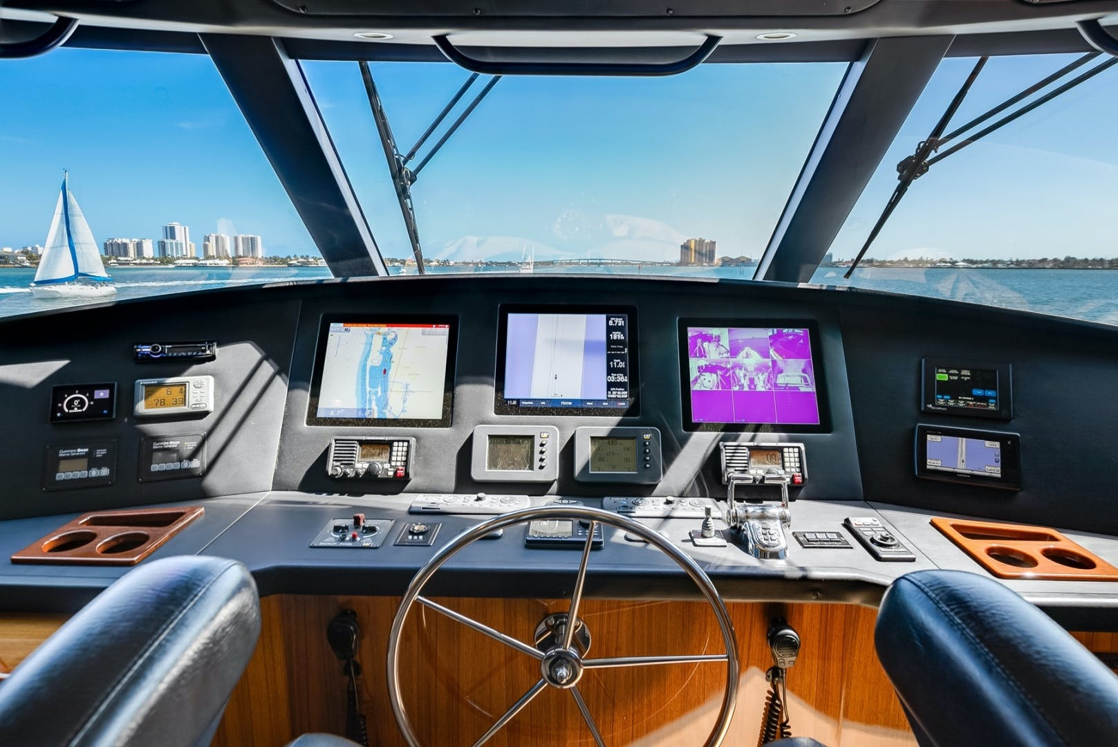 2012 Viking 60' Enclosed Bridge Carolina Kingpin | Picture 3 of 66