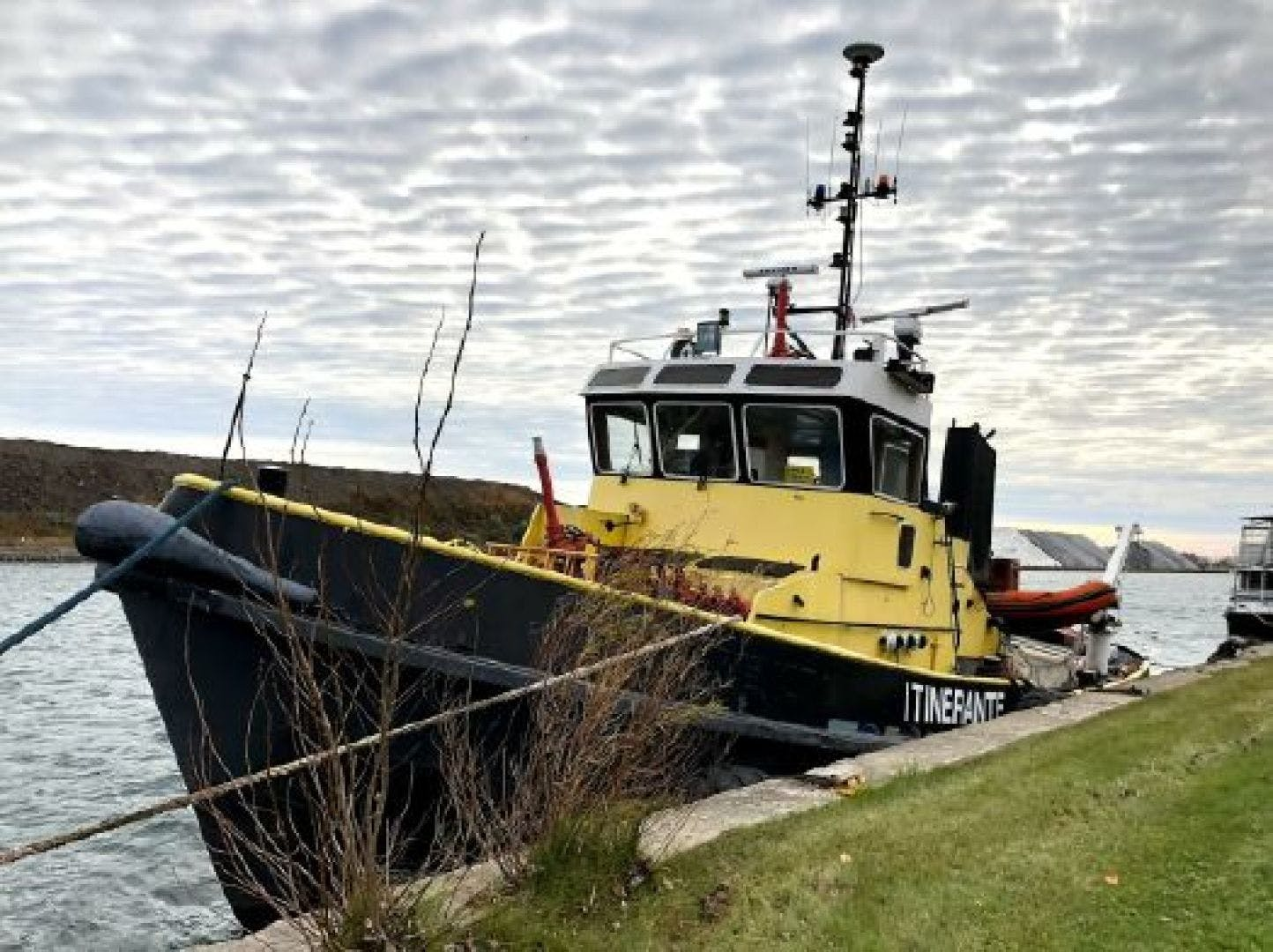 1963 Tugboat 83'   ITINERANTE I | Picture 1 of 6