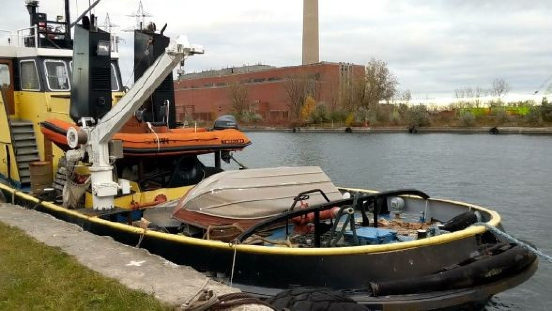 1963 Tugboat 83'   ITINERANTE I | Picture 4 of 6