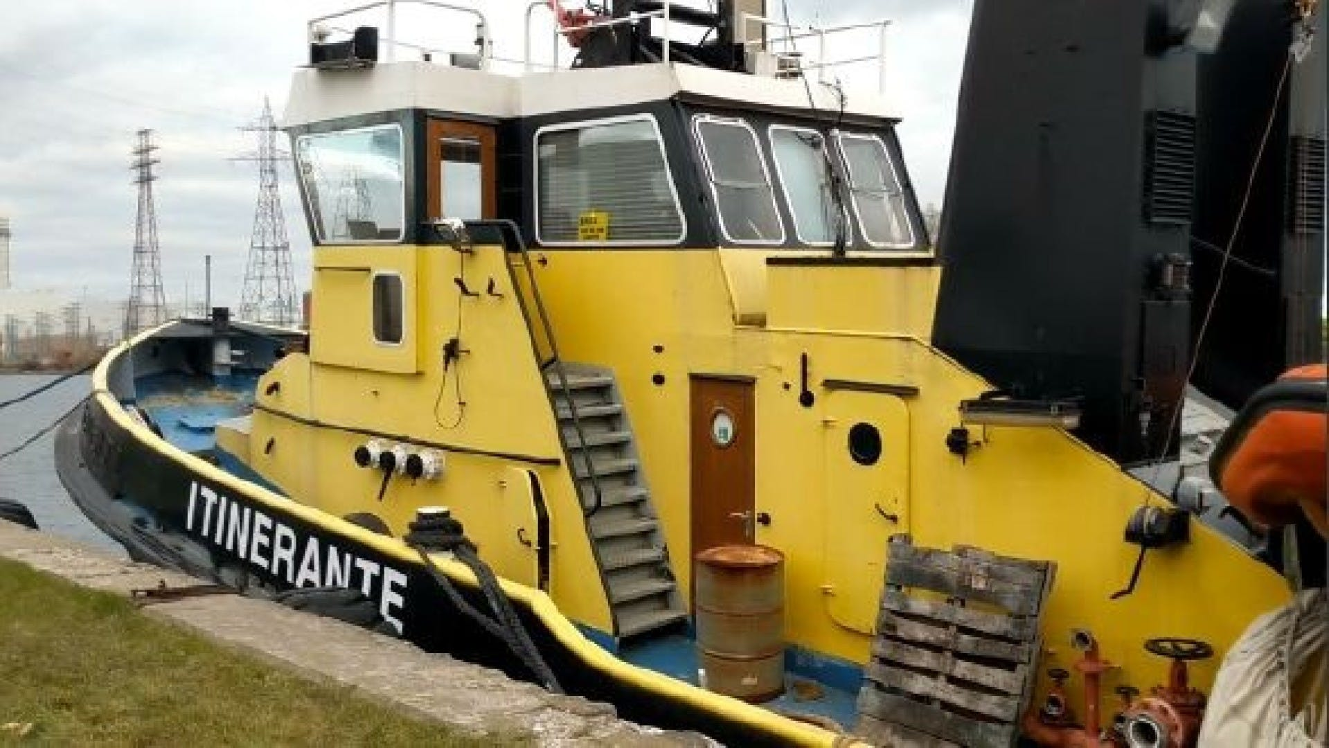 1963 Tugboat 83'   ITINERANTE I | Picture 2 of 6