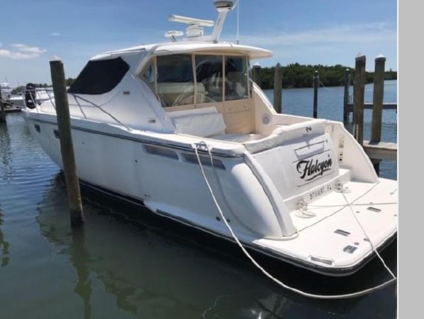 """2008 Tiara Yachts 43' 4300 Sovran """"Halcyon"""""""