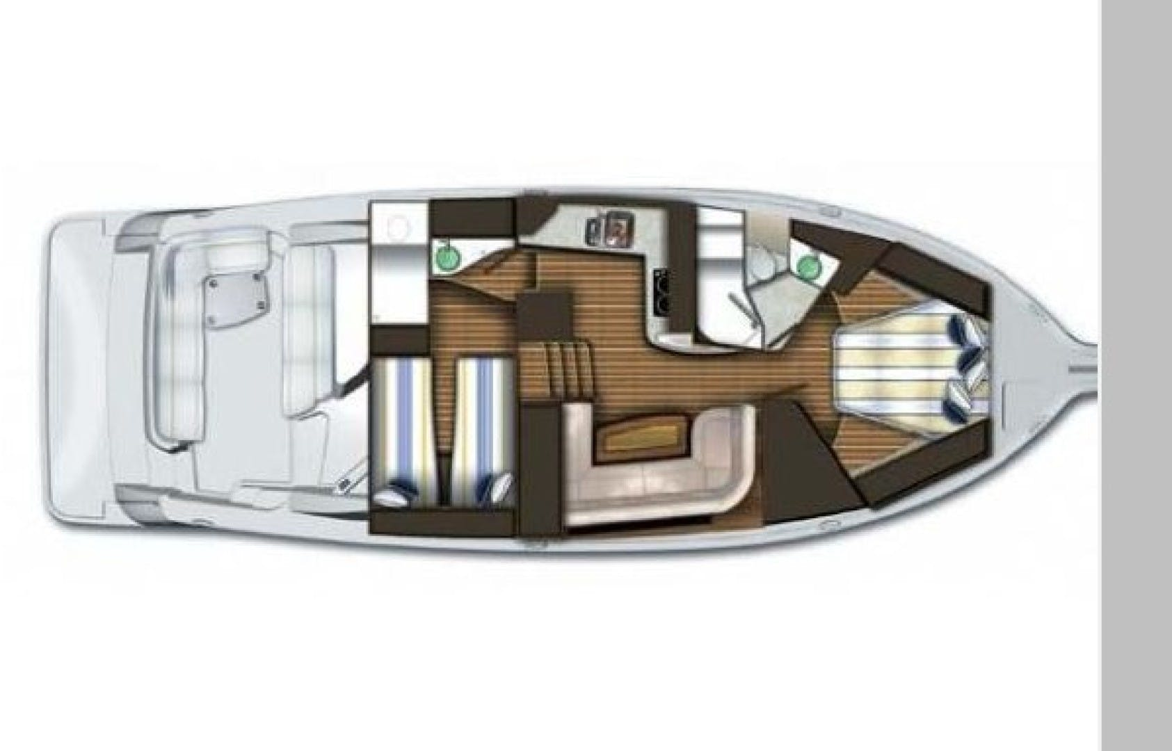 2008 Tiara Yachts 43' 4300 Sovran Halcyon   Picture 6 of 30