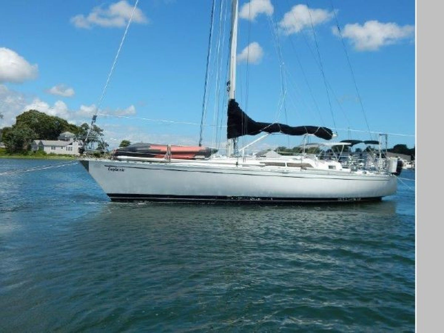 1983 Beneteau 42' First 42 Euphorie | Picture 2 of 53
