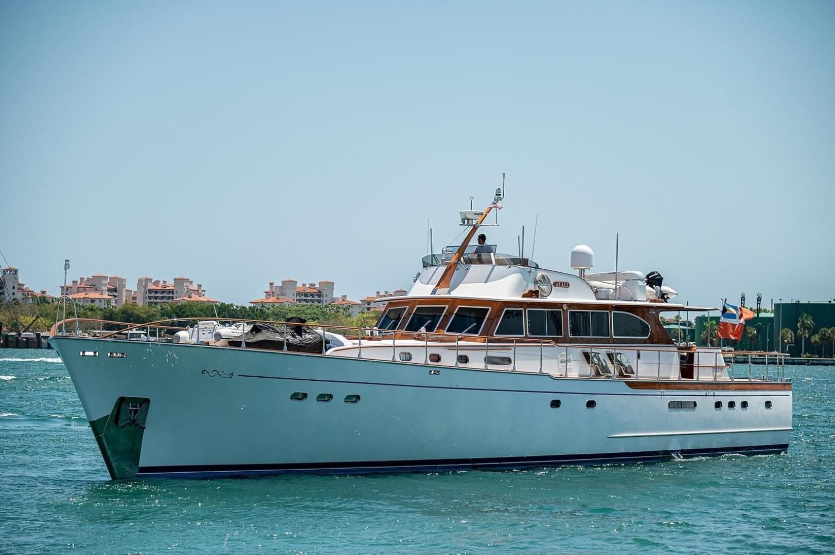 2006 De Cesari 97' 29M Yacht Atali | Picture 6 of 89