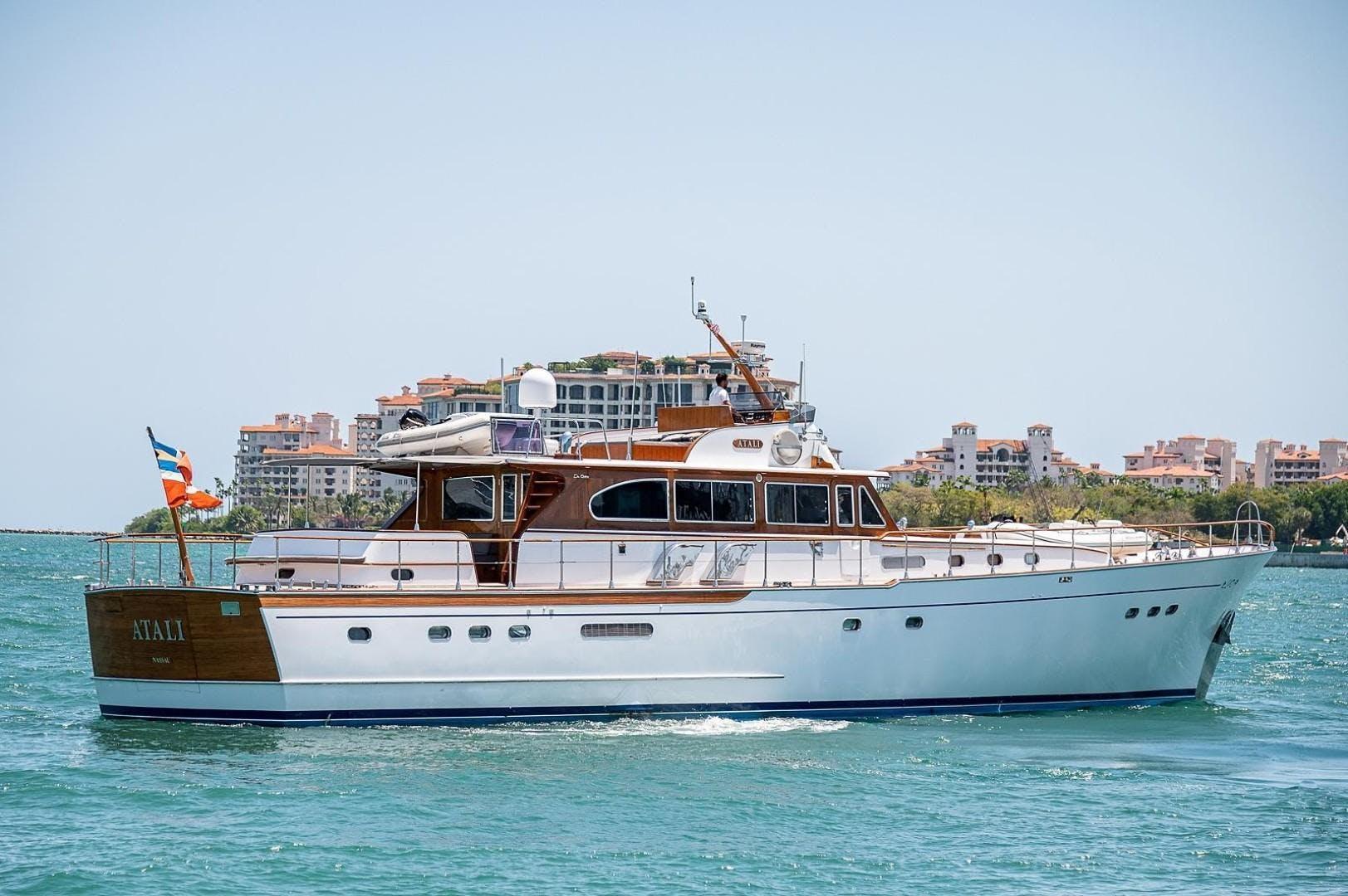 2006 De Cesari 97' 29M Yacht Atali | Picture 2 of 89