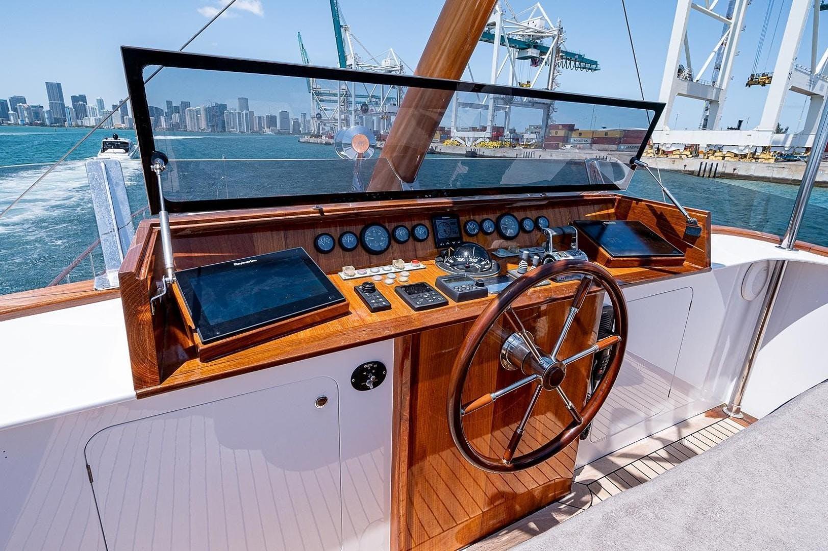 2006 De Cesari 97' 29M Yacht Atali | Picture 4 of 89