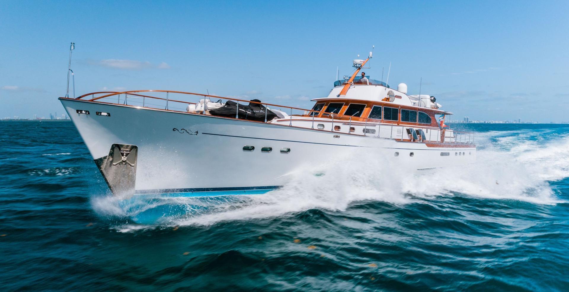"2006 De Cesari 97' 29M Yacht ""Atali"""