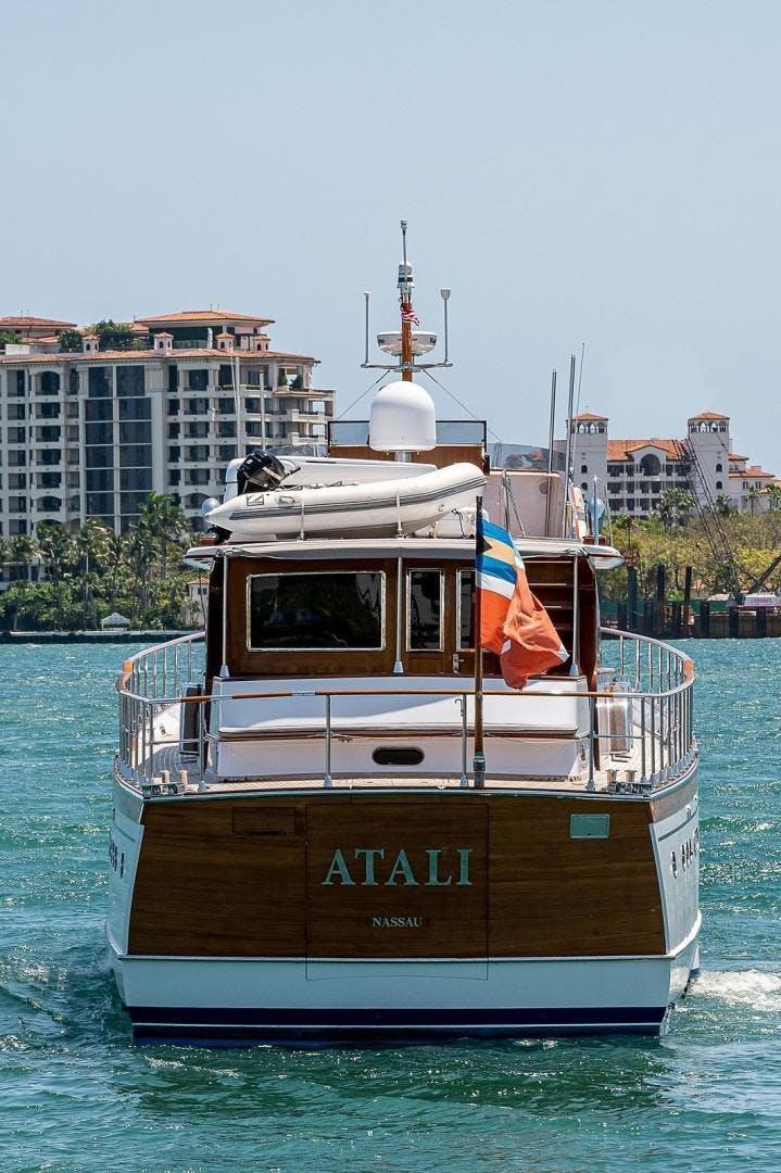 2006 De Cesari 97' 29M Yacht Atali | Picture 1 of 89