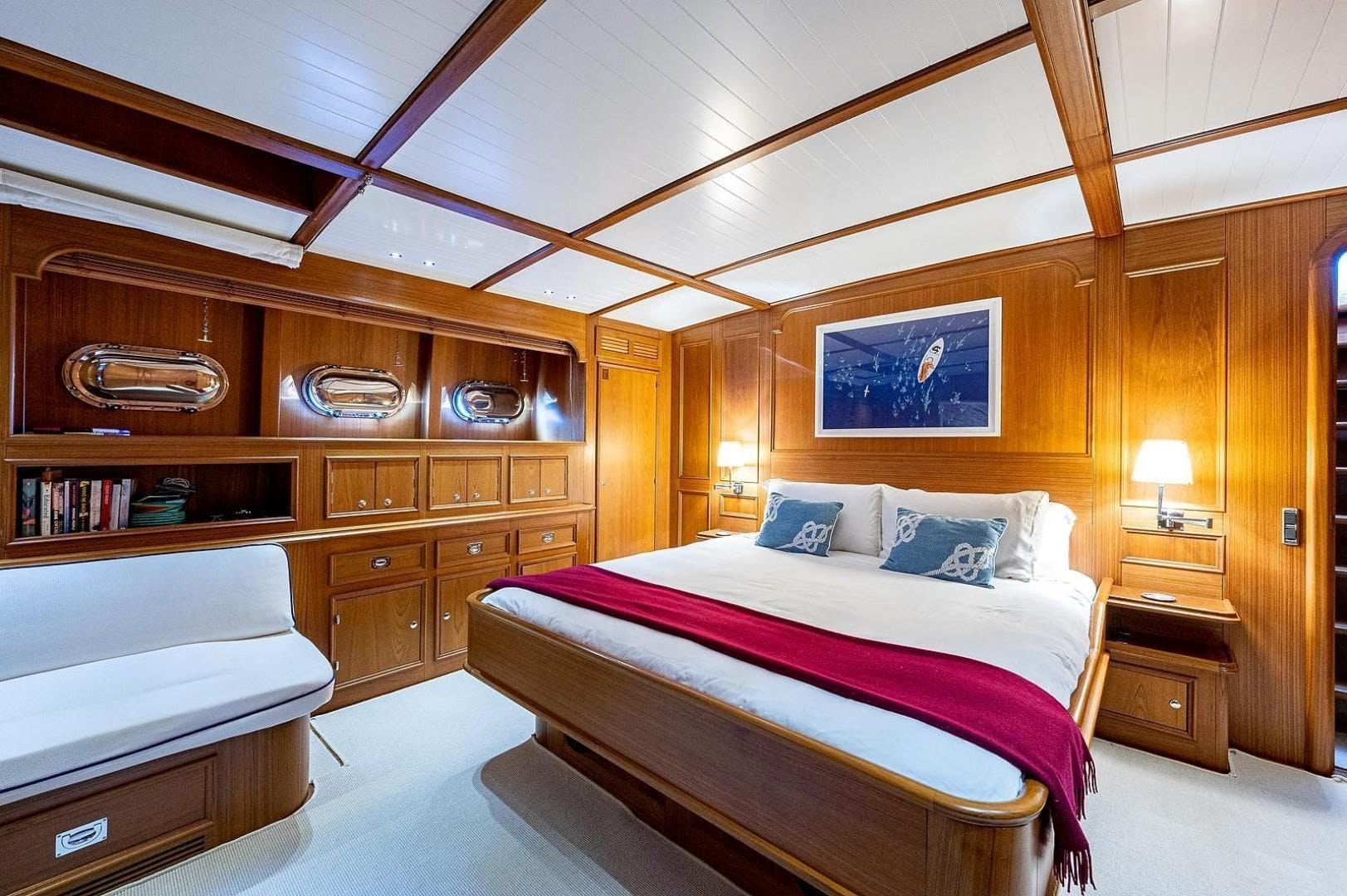 2006 De Cesari 97' 29M Yacht Atali | Picture 3 of 89