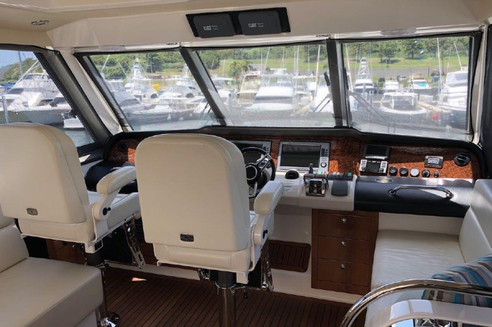 2012 Riviera 58' 58 Enclosed Bridge Emotional Rescue   Picture 8 of 95