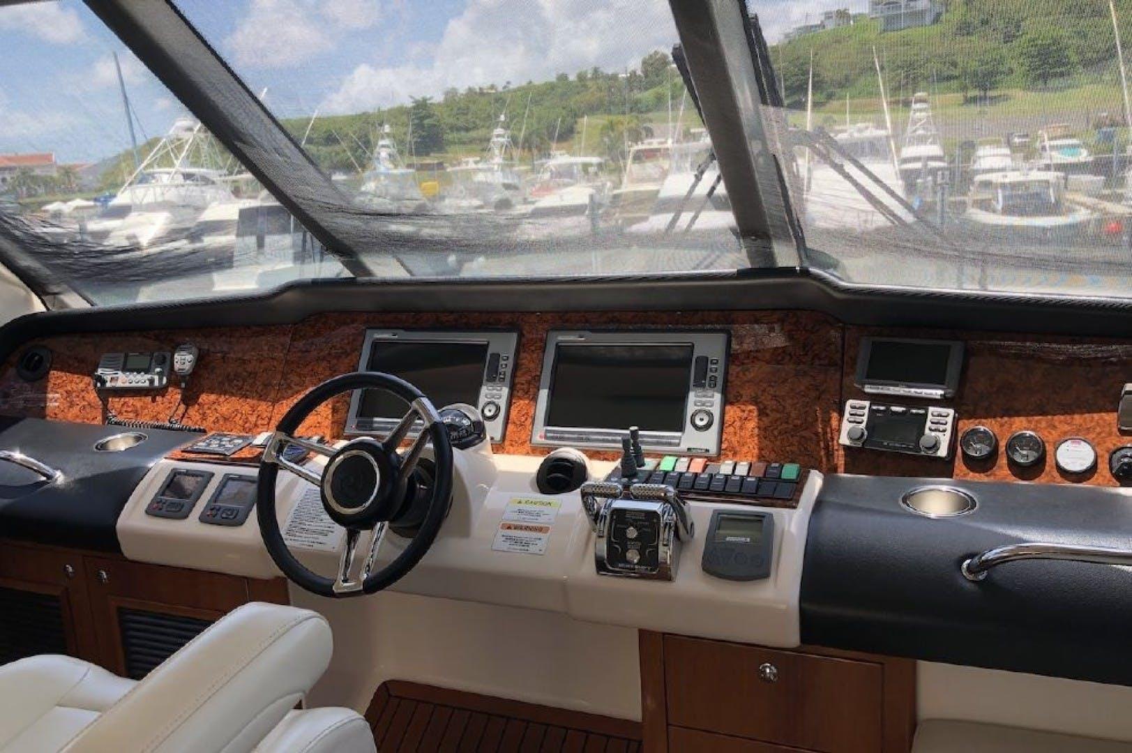 2012 Riviera 58' 58 Enclosed Bridge Emotional Rescue   Picture 5 of 95