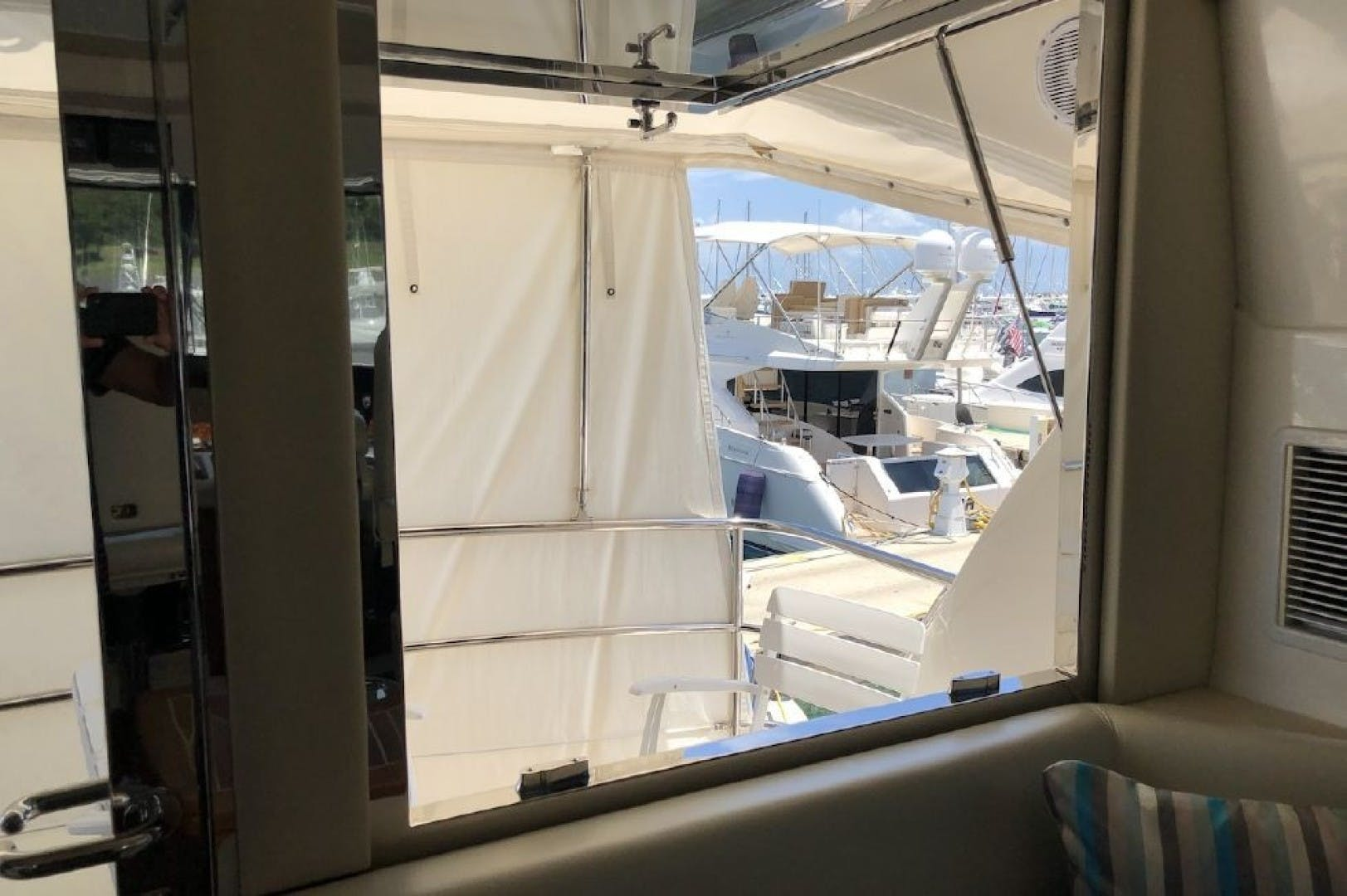 2012 Riviera 58' 58 Enclosed Bridge Emotional Rescue   Picture 7 of 95