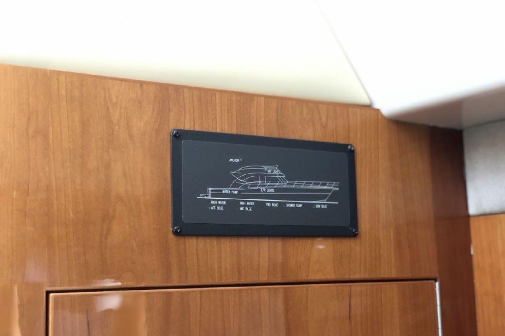 2012 Riviera 58' 58 Enclosed Bridge Emotional Rescue   Picture 6 of 95
