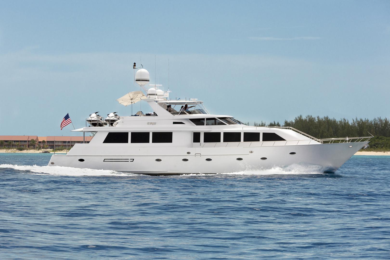"1991 Westship 96' Motor Yacht ""Cru"""