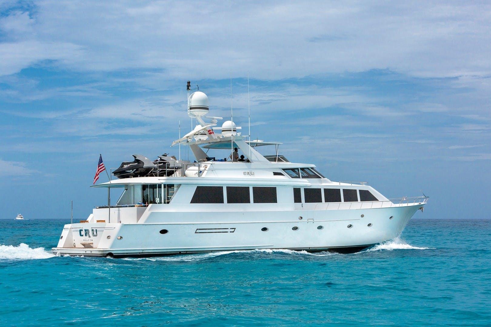 1991 Westship 96' Motor Yacht Cru | Picture 4 of 33