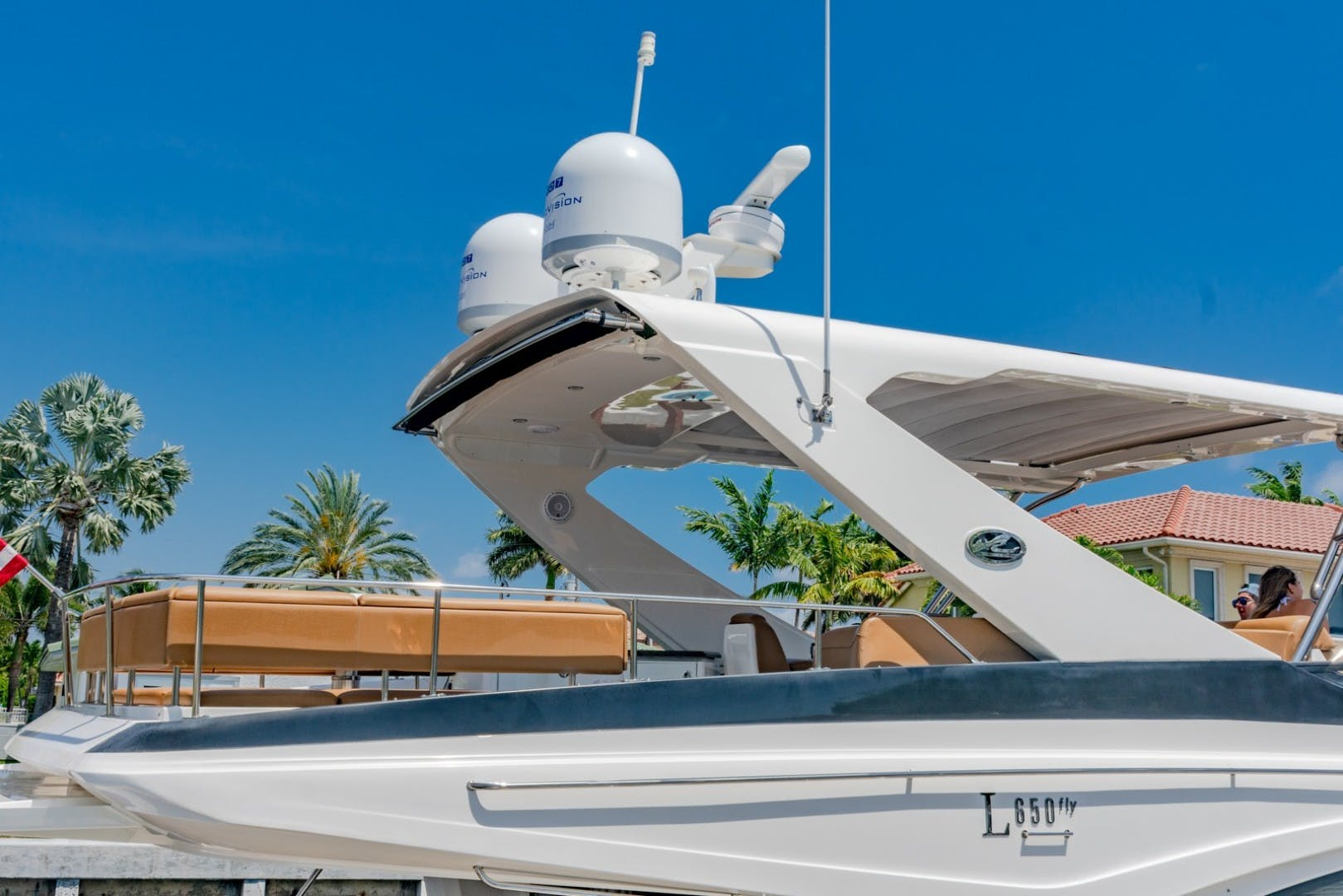 2016 Sea Ray 65' L650 Fly CAPRICHO | Picture 5 of 50