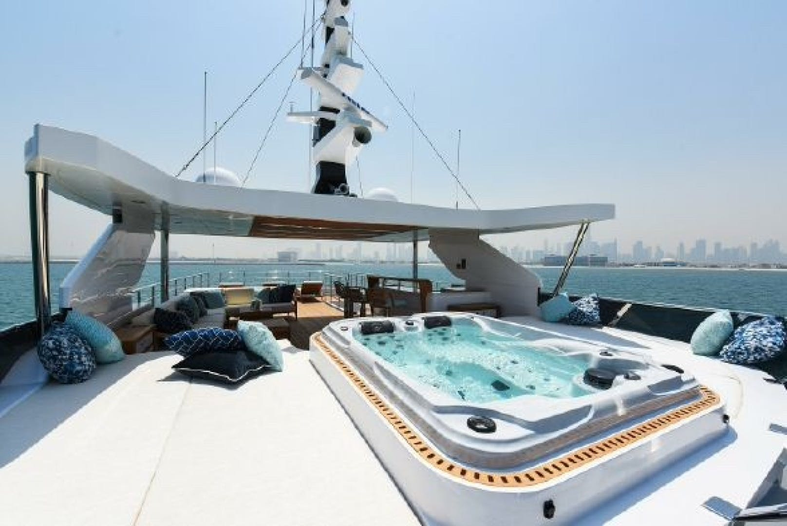 2022 Majesty Yachts 122' 120  | Picture 1 of 75